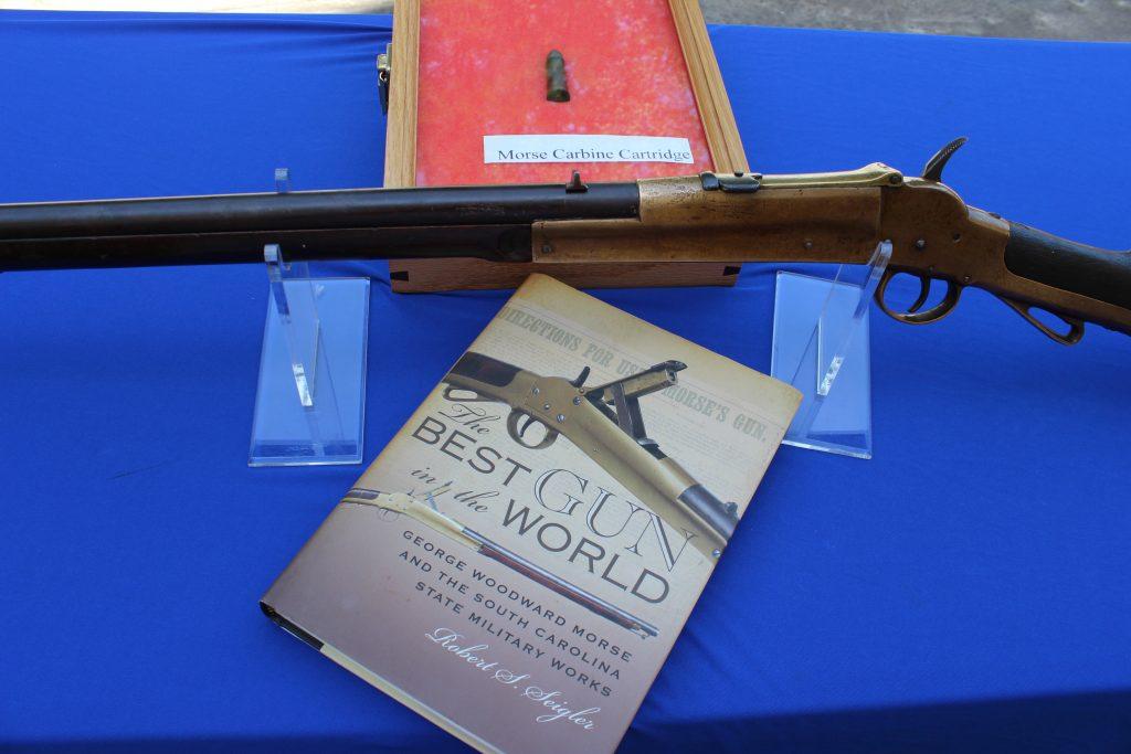 Very Rare Morse 3rd Model Confederate Breech Loading Carbine